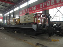 Weed Cutting Suction Dredger